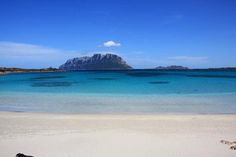 Casa per le vacanze a Porto Istana Sardegna: la spiaggia